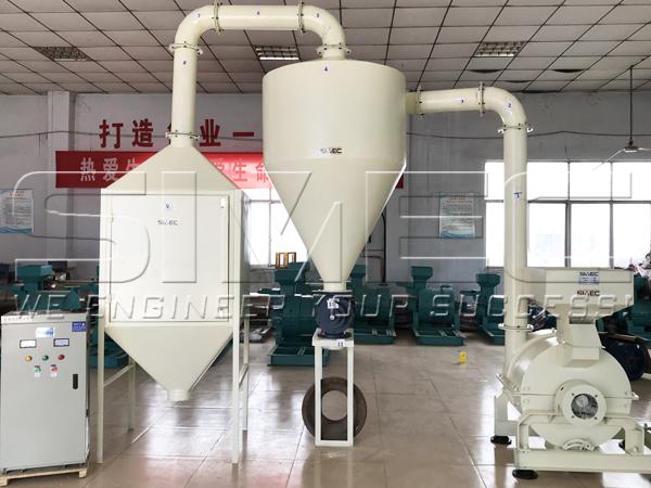 ferric-oxide-pulverizer