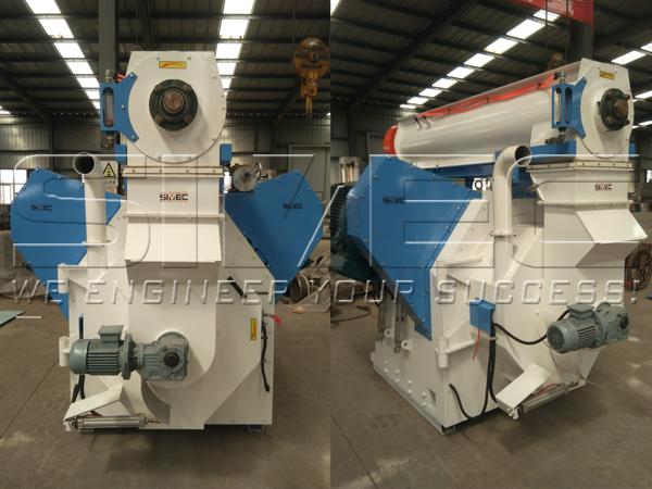spm520-pellet-mill