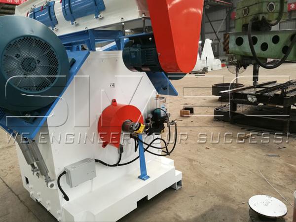 spm520-wood-pellet-machine