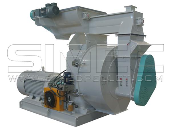 spm780-wood-pellet-mill-left-front-view